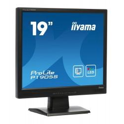 """IIYAMA used Οθόνη P1905S-B2, 19"""" 1280 x 1024, DVI-D/VGA, με ηχεία, SQ"""