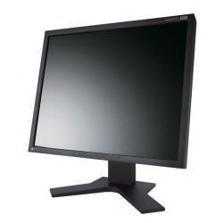 """EIZO used Οθόνη S1921 LCD, 19"""" 1280 x 1024, VGA/DVI-D, Black, SQ"""