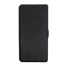 POWERTECH Θήκη Slim Book για Huawei Honor 6X, Black
