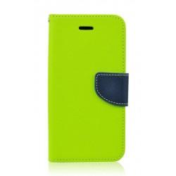 POWERTECH Θήκη Fancy για Nokia 8, Lime/Navy