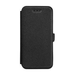 POWERTECH Θήκη Slim Book για Samsung Note 8, Black