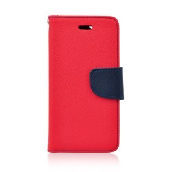 POWERTECH Θήκη Fancy για Nokia 6, Red-Navy