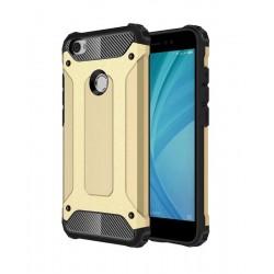 POWERTECH θήκη Hybrid Protect για Xiaomi Redmi Note 5A, χρυσή