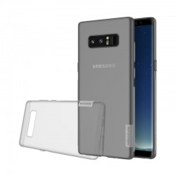 NILLKIN Θήκη Nature TPU Gel Ultra Slim για Samsung Note 8 N950, γκρι