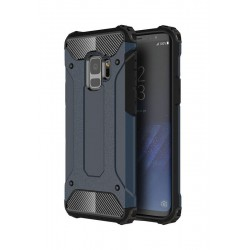 POWERTECH θήκη Hybrid Protect για Samsung Galaxy S9, μπλε