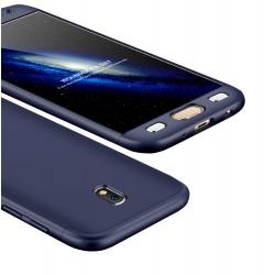 POWERTECH Θήκη 360° Protect για Samsung Galaxy J3 2017, μπλε