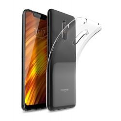POWERTECH Θήκη Ultra Slim για Xiaomi Pocophone F1, διάφανη