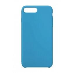 POWERTECH Θήκη Silicon Velvet MOB-1116 για iPhone 7/8 Plus, μπλε