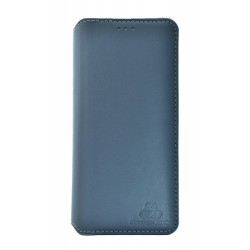POWERTECH Θήκη Slim  Leather για iPhone X/XS, γκρι