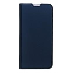 POWERTECH Θήκη Βook Elegant MOB-1449 για Samsung A50, μπλε