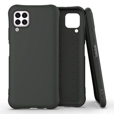 POWERTECH Θήκη Soft feeling MOB-1525, Huawei P40 Lite, μαύρη