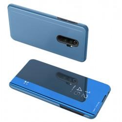 POWERTECH θήκη Clear view MOB-1540 για Xiaomi Redmi 9, μπλε