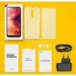 """ULEFONE Smartphone Note 8, 5.5"""", 2/16GB, Android 10 Go Edition, μαύρο"""