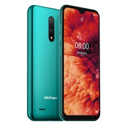"ULEFONE Smartphone Note 8P, 5,5"", 2/16GB, Android 10 Go Edition, πράσινο"