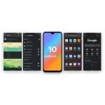 "ULEFONE Smartphone Note 8P, 5,5"", 2/16GB, Android 10 Go Edition, πράσινο"