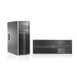 HP PC 8300 CMT, i5-3470, 8GB, 500GB HDD, DVD, REF SQR