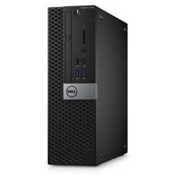 DELL PC 7040 SFF, i5-6500, 8GB, 500GB HDD, DVD-RW, REF SQR