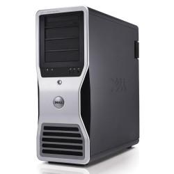 DELL PC T7500 Workstation, 2x X5647, 24GB, 500GB HDD, DVD-RW, REF SQR