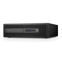 HP PC 800 G1 SFF, i5-4690T, 4GB, 500GB HDD, REF SQR
