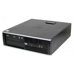 HP PC 8200 SFF, i5-2400, 4GB, 250GB HDD, DVD, REF SQR