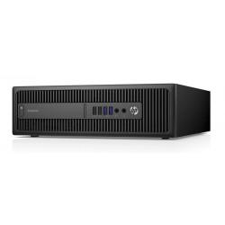 HP PC 800 G2 SFF, i5-6500, 4GB, 500GB HDD, DVD, REF SQR