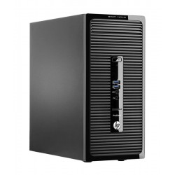 HP PC 400 G2 MT, i5-4570S, 4GB, 500GB HDD, DVD-RW, REF SQR