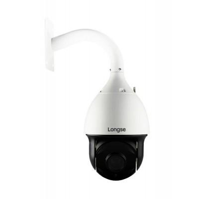 "LONGSE IP Κάμερα PTZ, PT7E122SL200 7"", SONY 2.1MP 1080P, IP66"