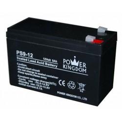 Powerkingdom μολύβδου battery 12Volt 9Ah