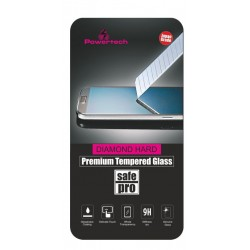 POWERTECH Tempered Glass 9H(0.33MM), Huawei Y6II