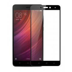 POWERTECH Tempered Glass 3D Full Face, Xiaomi Note 4/4X, Mediatek, BK