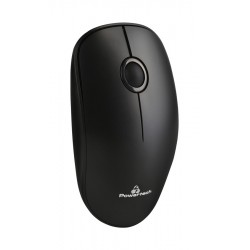POWERTECH Ασύρματο ποντίκι, Οπτικό, 1200DPI, μαύρο