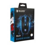 SADES Ενσύρματο Gaming ποντίκι Musket SA-S15-WH, 7 πλήκτρα, λευκό