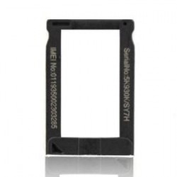 SIM card holder iPhone 3G - WHITE