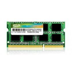 SILICON POWER Μνήμη 8GB DDR3L SODimm, PC3L 120800, 1600MHz, CL11