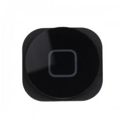 Εξωτερικό πλαστικό πλήκτρο Home button για iPhone 5, μαύρο