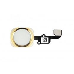 Καλώδιο Flex Home button και fingerprint για iPhone 6 plus, Gold