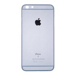 Κάλυμμα μπαταρίας για iPhone 6, ασημί