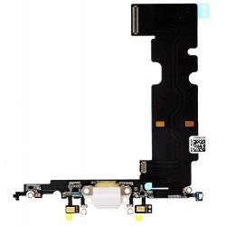 Καλώδιο Flex charging port για iPhone 8 Plus, ασημί