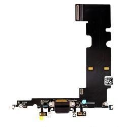 Καλώδιο Flex charging port για iPhone 8 Plus, μαύρο