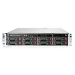 "HP Server ProLiant DL380p Gen8, 2x E5-2609, 16GB, DVD, 8x 2.5"", REF SQ"