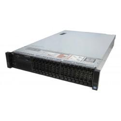 DELL Server R720, 2x E5-2650, 32GB, H710P, 2x750W, 16SFF, REF SQ