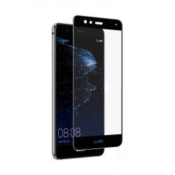 POWERTECH Tempered Glass 3D για Huawei P10 Lite, μαύρο
