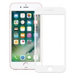 POWERTECH Tempered Glass 5D Full Glue για iPhone 8 Plus, λευκό