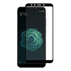 POWERTECH Tempered Glass 5D Full Glue για Xiaomi A2 Qualcomm, μαύρο