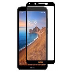 POWERTECH Tempered Glass 5D Full Glue, Xiaomi Redmi 7A (Qualcomm), μαύρο