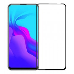 POWERTECH Tempered Glass 5D για Huawei P20 lite 2019, full glue, μαύρο