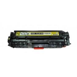 Συμβατό Toner για HP TONP-532-412-382, CC532A/CE412A/CF382A, Yellow, 2.8K