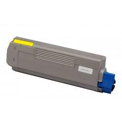 Συμβατό Toner για OKI C5650/C5750, Yellow, 2K