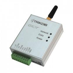 TRIKDIS GSM/GPRS Μεταδότης σημάτων συναγερμού G10T, προγρ/νος, Universal