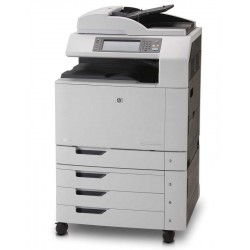HP used Multifunction Printer CM6040 MFP, Laser, Color, A3, με toner